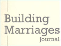 Building Marriages Journal